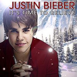 Justin Bieber: Lanzan presunta carátula de su álbum navideño