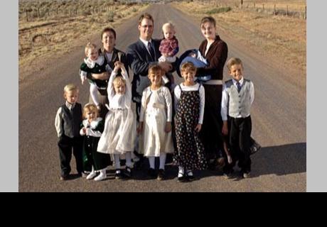 Desastre genético causado por la poligamia