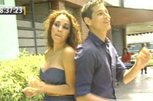 Dorita Orbegozo estaría esperando declaración de Luigi Carbajal