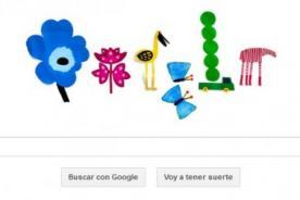 Equinoccio de primavera: Google le da la bienvenida a colorida estación