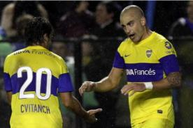 Video: Mira el golazo de Santiago Silva con Boca Juniors