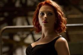 Scarlett Johansson desea una película de la Viuda Negra