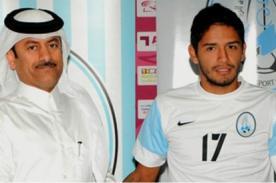 Reimond Manco: Quiero triunfar en Qatar