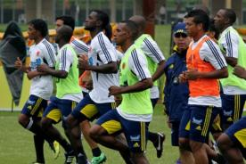 Colombia jugará mañana último amistoso con Falcao de titular