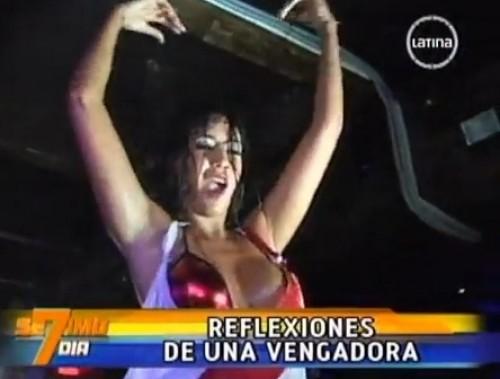 Tilsa Lozano: Todo chancho viene con grasa - Video