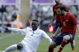 Gol del España vs Honduras (0-1) - Olimpiadas 2012 -  Londres - Video