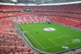 Olimpiadas 2012: Policía perdió las llaves del estadio de Wembley
