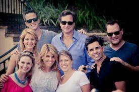 Actores de Full House se reunieron después de 17 años