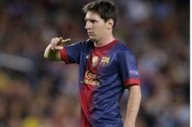 Messi: Barcelona ha sentido la ausencia de Josep Guardiola
