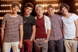 One Direction está lista para lanzamiento de perfume