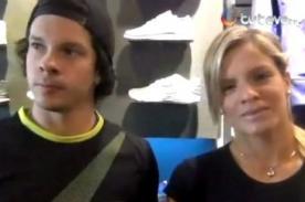 Alejandra Baigorria y Mario Hart quieren su propia novela - Video