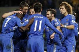 Gol del Sparta Praga vs Chelsea (0-1) - Europa League - Video
