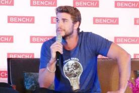 Liam Hemsworth: Hace casi dos años que no regresaba a Australia