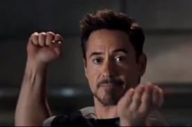Iron Man 3: Mira el avance que se transmitió en los Kids Choice Awards