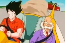 Gokú aprende a manejar: Recuerda el capítulo más divertido de Dragon Ball Z