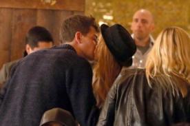Lindsay Lohan terminó su breve relación con Avi Snow