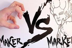 Personaje inspirado en Street Fighter pelea a muerte con... ¿una mano?