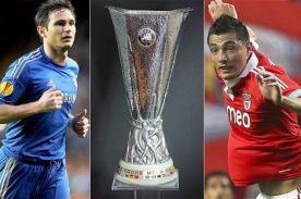 En vivo: Chelsea vs. Benfica (2-1)  Minuto a minuto - Final Europa League