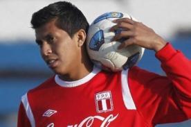 Rinaldo Cruzado terminó lesionado en la goleada de Newells a Boca Juniors