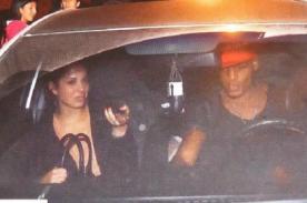 Foto: 'Pantera' Zegarra y Stephanie Benalcázar son captados juntos en auto