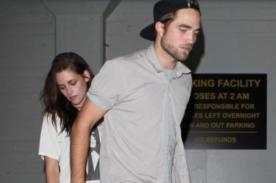 Kristen Stewart con esperanzas de volver con Robert Pattinson