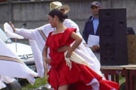 Danzas del Perú de la costa: Bailando tondero en Fiestas Patrias