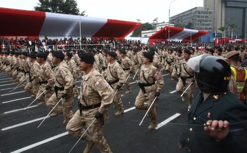 Desfile militar en vivo: Transmisión 2019 por América Televisión (Canal 4)