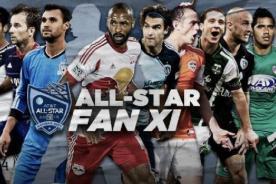 Estrellas de la MLS con Raúl Fernández vs AS Roma - En vivo por ESPN +
