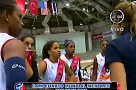 Video - Mundial de Tailandia 2013: Los 'ajos' de Natalia Málaga - Perú vs Serbia