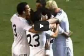 Real Madrid vs Chelsea: ¿Marcelo le 'dedica' gol a Mourinho? - VIDEO