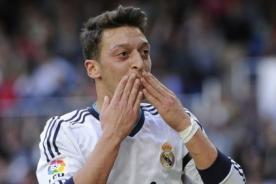 Mesut Ozil aseguró que no se irá del Real Madrid