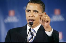 En Vivo: Sigue las declaraciones de Barack Obama acerca de Siria