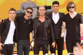 Audio: The Wanted estrena canción 'Show Me Love' y portada de nuevo disco
