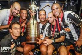 Atlético Mineiro fue multado con 50.000 dólares por incidentes ante Olimpia