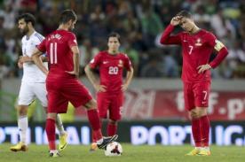 Mundial Brasil 2014: Rusia clasificó y Portugal jugará el repechaje