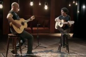 ¿Gian Marco y Pedro Suárez Vértiz tocan juntos en escenario? - Video