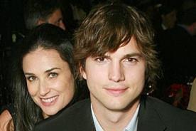Ashton Kutcher y Demi Moore están casi divorciados