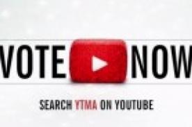 Gran inicio de los Premios YouTube Music Awards
