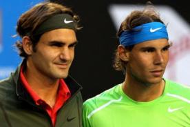 En vivo por ESPN: Rafael Nadal vs Roger Federer – Masters de Londres