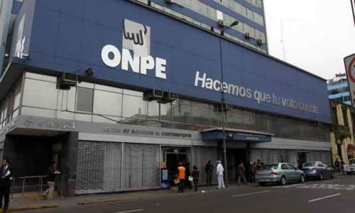 ONPE Resultados Elecciones Municipales: Más de 1 millón de votos fueron nulos