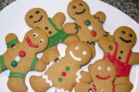 Recetas de Navidad: Cómo hacer galletas de jengibre navideñas