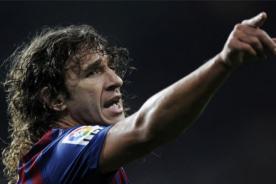 Barcelona: Carles Puyol podría dejar el fútbol a fin de temporada