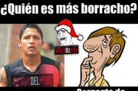 Reimond Manco borracho: Difunden ocurrentes memes del futbolista