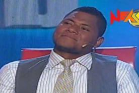 EVDLV: Chiquito Flores se baña con bóxer 'para que no se ganen' (Video)