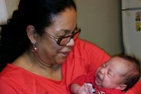 Eva Ayllón: Cantante criolla feliz por el nacimiento de su nieta Mía