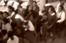 Narcotraficantes repartieron regalos por Navidad - Video