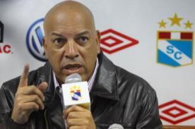 Sporting Cristal difunde comunicado en respuesta a Roberto Mosquera