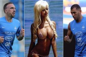 Karim Benzema y Franck Ribéry irán a juicio por prostituta menor de edad