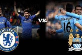 Premier League 2013/14: Manchester City vs Chelsea en vivo por DirecTV sports