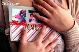Tarjetas de Amor: Cómo hacer lindas tarjetas vintage para San Valentín
